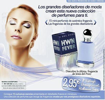 perfumes promocion